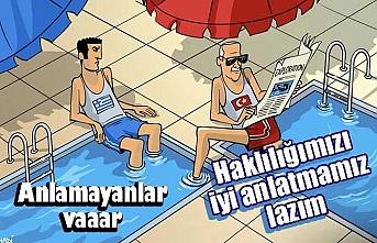 BAE medyasında Türkiye karşıtı karikatür