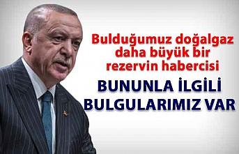 Cumhurbaşkanı Erdoğan: Müjdenin devamı gelecek!
