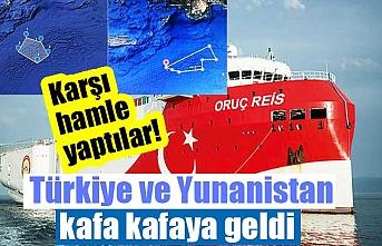 Karşı hamle yaptılar! Türkiye ve Yunanistan kafa kafaya geldi