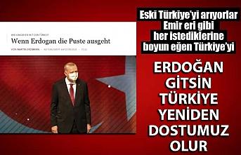Almanya medyasından AB'ye Türkiye önerisi: Erdoğan'ın gitmesini bekleyin
