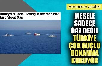 Bloomberg: Erdoğan, güçlü donanma inşa ediyor