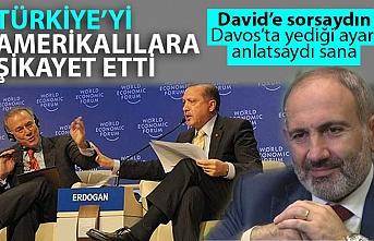 Ermenistan Başbakanı Nikol Paşinyan, ABD basınında Türkiye'yi suçladı