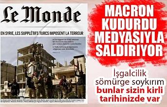Fransız gazete Türkiye'nin Suriye'yi işgal ettiğini yazdı