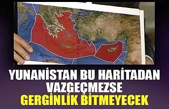 Mevlüt Çavuşoğlu: Yunanistan Sevilla haritasından vazgeçmezse gerginlik bitmez