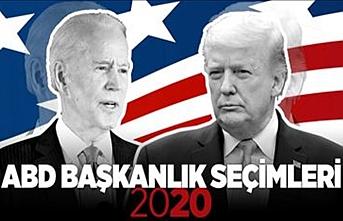 ABD Başkanlık seçimleri 2020