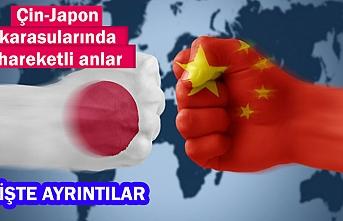 İki Çin gemisi Japonya karasularına girdi