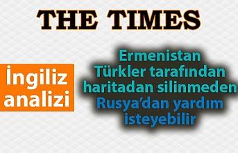 İngiliz Times, Ermenistan Azerbaycan çatışmasını ele aldı