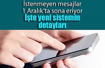 İstenmeyen SMS devri 1 Aralık'ta tarihe karışıyor: İşte yeni İYS sistemi hakkında bilmeniz gerekenler