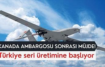 Kanada ambargosu sonrası müjde! Türkiye seri üretimine başlıyor