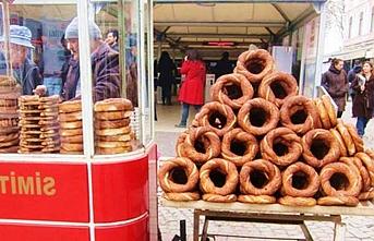 Taksim'de sembol olan simit tezgahları kaldırılıyor
