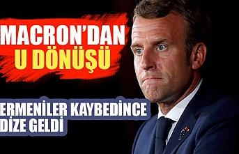 Emmanuel Macron: Dağlık Karabağ, Azerbaycan toprağıdır