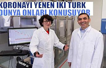 Koronavirüs aşısını bulan şirketin kurucusu olan iki Türk: Uğur Şahin ve Özlem Türeci