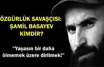 Özgürlük savaşçısı: Şamil Basayev