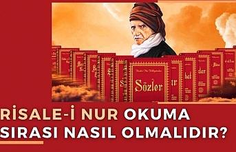 Risale-i Nur okuma sırası nasıl olmalıdır?