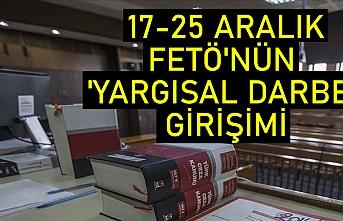 17-25 Aralık: FETÖ'nün 'yargısal darbe' girişimi