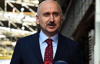 Bakan Karaismailoğlu: Çin'e giden ilk ihracat treni önümüzdeki hafta varacak