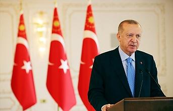 Erdoğan: TOGG'un pil ihtiyacını ETİ Maden Lityum Üretim Tesisi karşılayacak