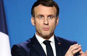 Fransa'da halkın yüzde 60'ı Cumhurbaşkanı Macron'dan memnun değil