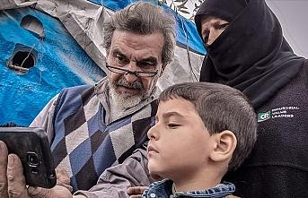 Halep'te kuşatmada kalan sivillerden Amiri: Ekmek bulamadık araba karşılığında bir kutu tahin helvası aldık
