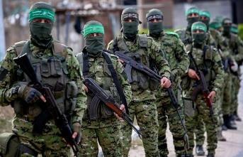 Hamas'tan direniş çağrısı!