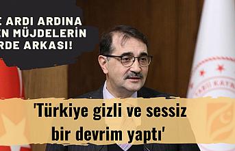 İşte ardı ardına gelen müjdelerin perde arkası! 'Türkiye gizli ve sessiz bir devrim yaptı'