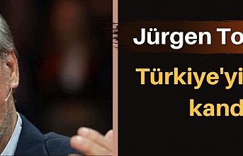 Jürgen Todenhöfer: Türkiye'yi oyaladık, kandırdık