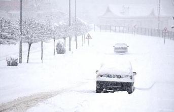 Meteoroloji'den son dakika! Kar resmen geliyor...