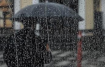 Meteoroloji'den SON DAKİKA sağanak yağış uyarısı! istanbul için 'sarı kodlu' yağmur uyarısı!