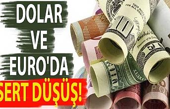TL 7 haftada ralli yaptı! Dolar ve Euro'da sert düşüş