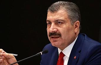 Türkiye'de son 24 saatte 19 bin 103 kişinin testi pozitif çıktı