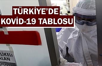 Türkiye'de son 24 saatte 29 bin 136 kişinin Kovid-19 testi pozitif çıktı, 222 kişi hayatını kaybetti