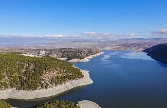 ASKİ Genel Müdürü Öztürk: Başkent'te 110 günlük su kaldı