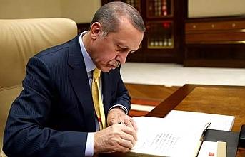 Cumhurbaşkanı Erdoğan'ın imzasıyla yayımlandı: Atama kararları Resmi Gazete'de