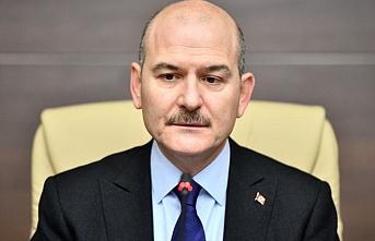 İçişleri Bakanı Soylu: Terörle mücadele tarihinin en güçlü döneminde