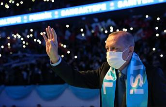 Başkan Erdoğan resti çekti: İnadına yapacağız, alışacaklar...