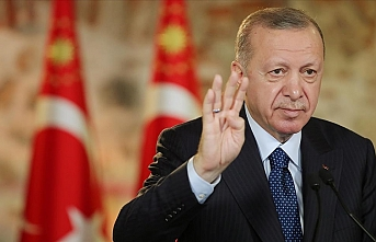 Cumhurbaşkanı Erdoğan:Ülkemizin huzurunu kaçırmaya çalışanlar hüsrana uğrayacaklardır