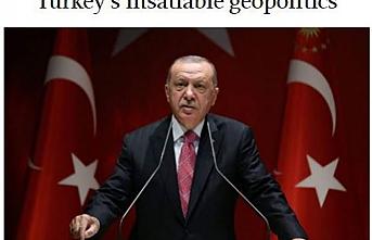 Yunan basını: Erdoğan, Türkiye'yi yükselen süper güç olarak görüyor