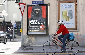 İsviçre'de peçe yasağı referandumu