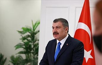 Sağlık Bakanı Koca 100 bin nüfusta Kovid-19 vakası en fazla artan ve azalan illeri açıkladı