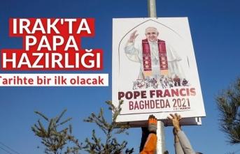 Tarihte ilk kez bir Papa, Irak'a gidecek