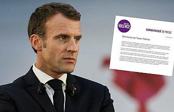 Fransa'da düşünce özgürlüğü: Dışişleri Bakanlığı'nın açıklamasını paylaşan Türk belediye meclis üyesi görevden uzaklaştırıldı