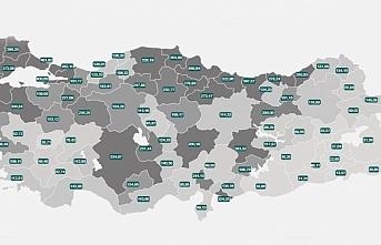 Son dakika: İçişleri Bakanlığı açıkladı! İşte hafta sonu sokak kısıtlamasının uygulanacağı iller! İstanbul, İzmir, Ankara...