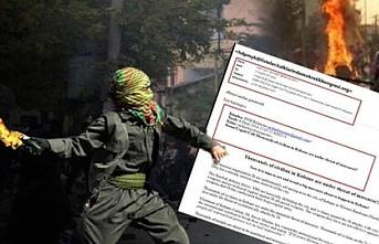 Terör örgütünden HDP'ye e-posta ile talimat!