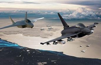 Yeni nesil savaş uçağı için el sıkıştılar