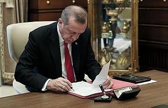 Cumhurbaşkanı Erdoğan'ın imzasıyla bazı kurum ve kişilerin mal varlıkları donduruldu