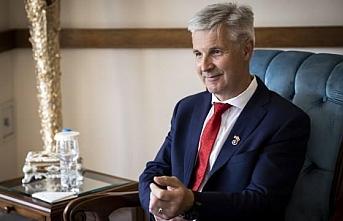 Letonya'dan Türkiye'ye destek: Memnuniyetle karşılarız