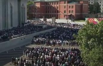 Rusya'da camideki 600 Müslüman gözaltına alındı