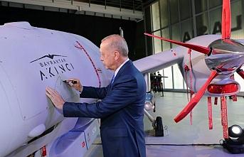 TSK'ya teslim edilen Akıncı TİHA ABD basınında: Erdoğan'ın yeni hedefi...