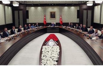 Cumhurbaşkanlığı Kabinesi toplandı: Masada yeni tedbirler var
