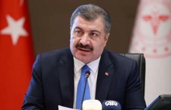 Bilim Kurulu sonrası Sağlık Bakanı Koca'dan yazılı açıklama: Aktif vakaların yarısından fazlası 30 yaş altı